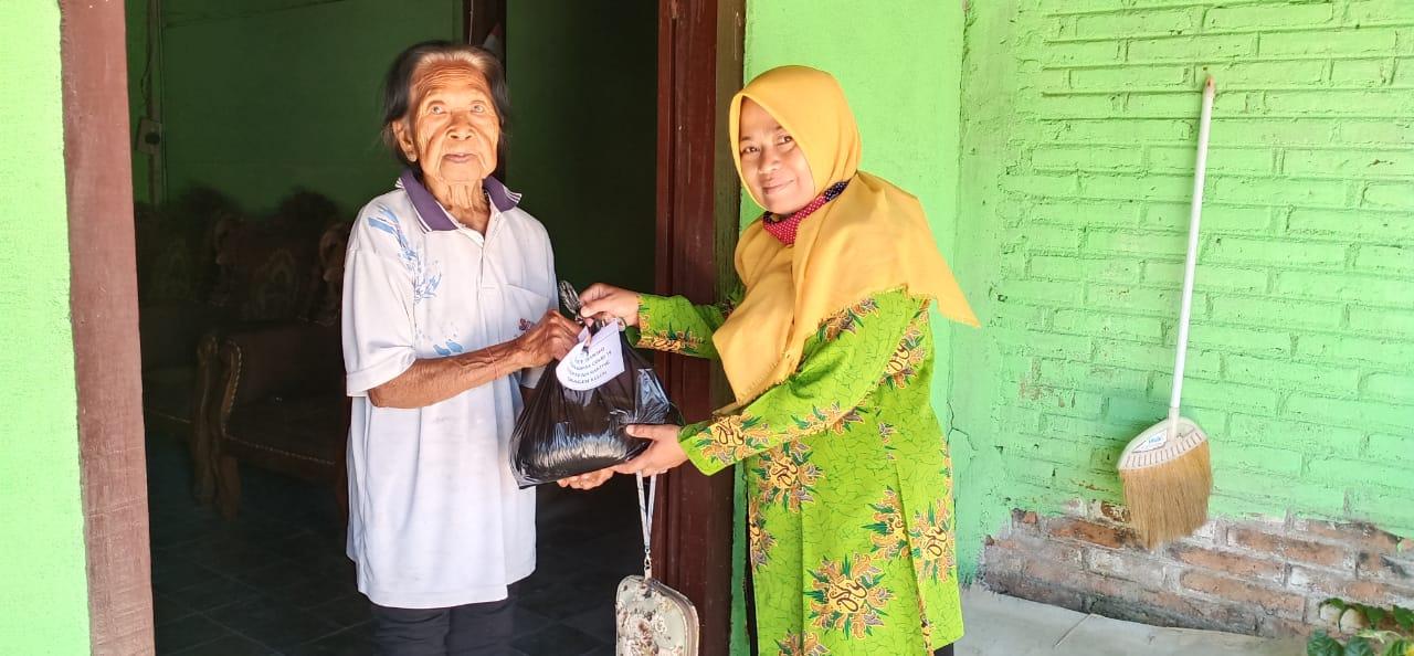 Gerakan Ta'awun Sosial Peduli Dampak Covid 19 untuk Keselamatan Bangsa PRA Sragen Kulon